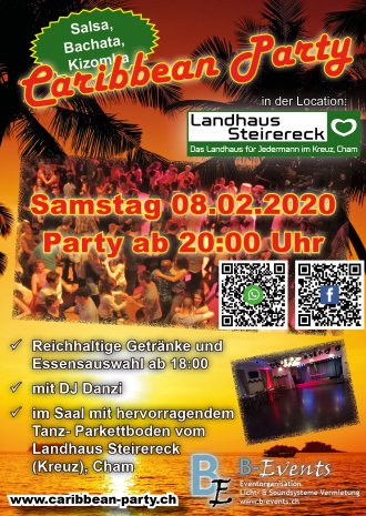 Flyer Caribbean Nights Steirereck 2020 V01 200117